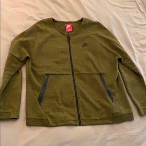 Nike Sportswear Tech Fleece Zip Up Textured XL